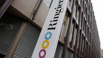 Das Medien- und Verlagshaus Ringier in Zürich spannt mit Finanzinvestor Kohlberg Kravis Roberts (KKR) zusammen  (Archivbild).