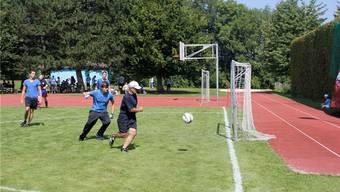 In Bergdietikon und Urdorf  gibt es sie noch, die Grümpelturniere. Der FC Engstringen  führte sein letztes 2009 durch.