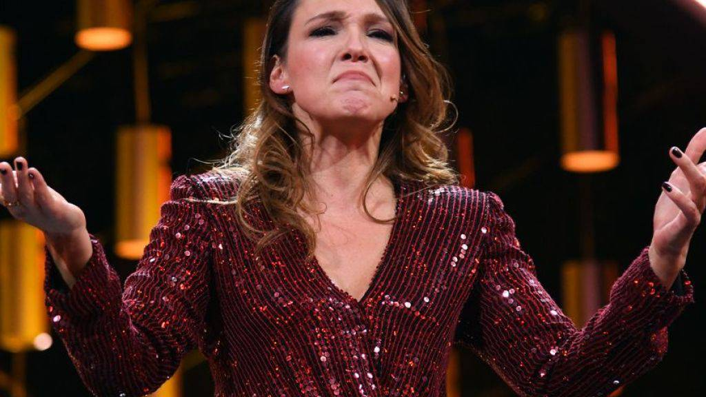 Die Komikerin Carolin Kebekus hat 2018 zum sechstem Mal den deutschen Comedypreises gewonnen. (Archiv)