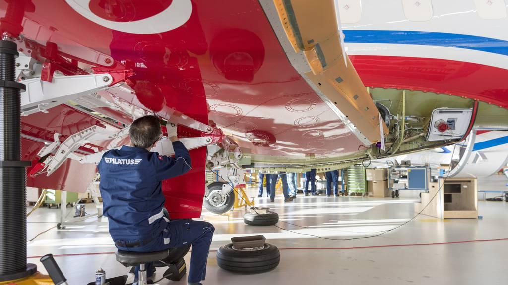 Pilatus Flugzeugwerke dürfen weiter in Arabien arbeiten