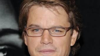 Hilft, die Welt zu verbessern: Schauspieler Matt Damon (Archiv).