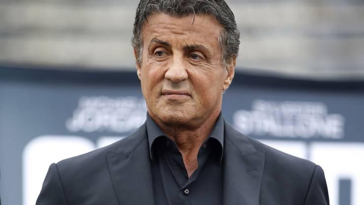 """""""Rambo""""-Schauspieler Sylvester Stallone soll mindestens zwei Frauen sexuell belästigt haben. Er bestreitet die Vorwürfe. (Archivbild)"""