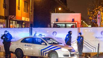 Die Belgische Polizei hat am Samstag mehrere Festnahmen im Zusammenhang mit den Anschlägen in Paris durchgeführt.