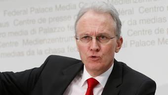 Hans-Ulrich Bigler, Direktor Gewerbeverband: «Der 1000er-Club ist ein Marketing-Instrument mit dem Ziel, KMU-feindliche Anliegen zu bekämpfen.»