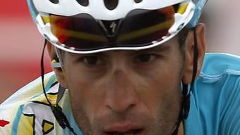 Vicenzo Nibali setzte sich kurz vor dem Ziel ab