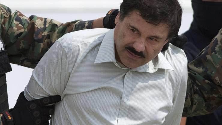 "Kurz vor den Beratungen der Geschworenen im New Yorker Mammutprozess gegen den mexikanischen Drogenboss Joaquín ""El Chapo"" Guzmán sind neue Vorwürfe bekannt geworden."