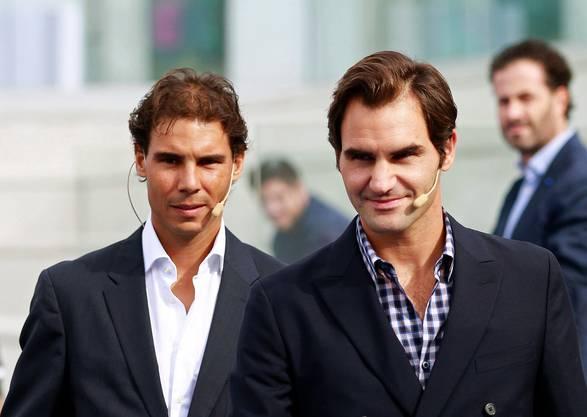 Rafael Nadal und Roger Federer heissen Novak Djokovics Gründung einer Gewerkschaft nicht gut und distanzieren sich von der Idee.