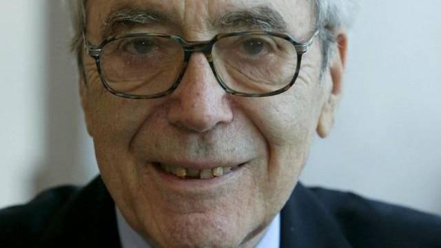 Richard Sprüngli auf einer Aufnahme aus dem Jahr 2002 (Archiv)