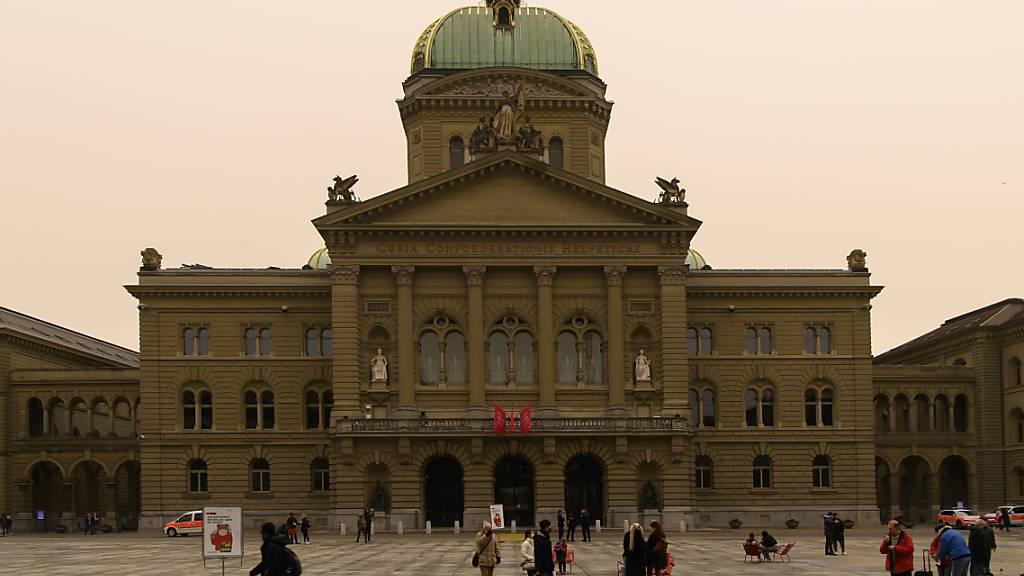 Das Covid-Gesetz wurde vom Nationalrat im September 2020 mit 153 zu 36 Ja-Stimmen bei 6 Enthaltungen deutlich angenommen. (Archivbild)