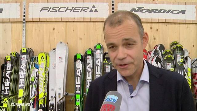 Skistreit wegen Fischer Ski