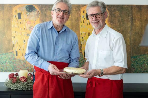 Dieter Kuhn und Louis Dreyer