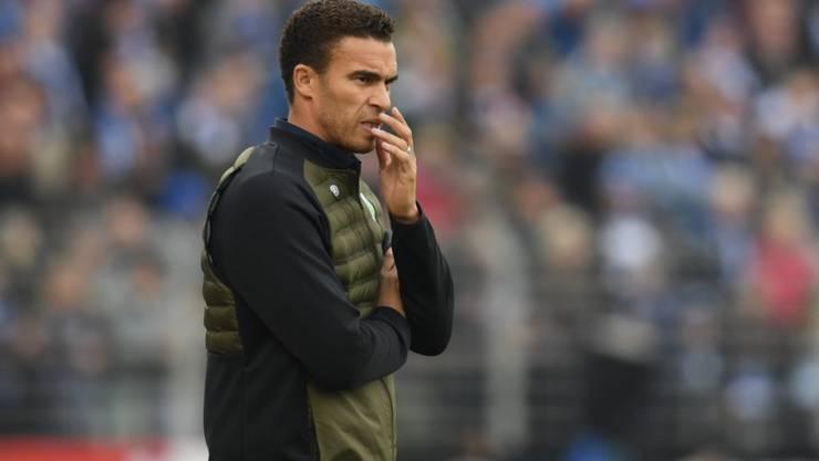 Valérien Ismaël soll mit Wolfsburg die Wende schaffen