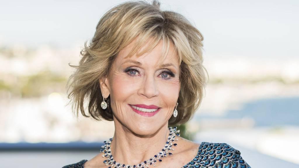 Jane Fonda erhält Golden-Globe-Ehrenpreis