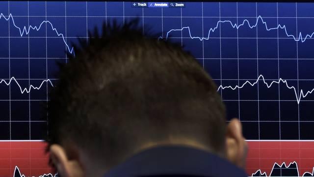 New York Stock Exchange in der Wall Street (Archiv)