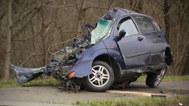 Schlimmer Unfall sorgt für Verkehrsbehinderungen