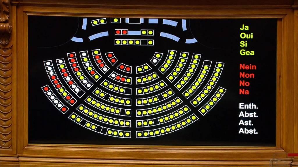 Zutritt zum Bundeshaus künftig nur mit Covid-Zertifikat