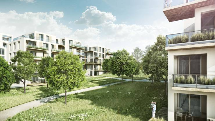 Das Projekt des Teams Hosoya Schaefer Architects Vogt Landschaftsarchitekten