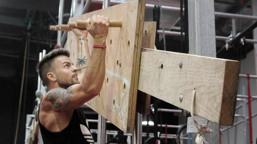 Noah will zu Ninja Warrior Switzerland