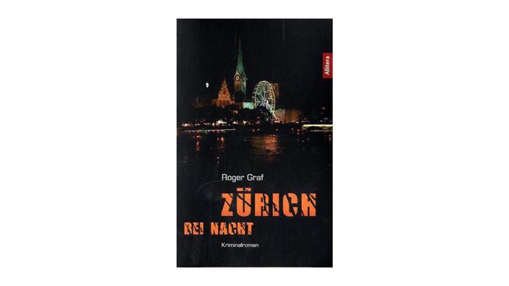Zürich bei Nacht von Roger Graf