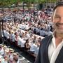 Einwohnerrat Beat Krättli: «Das Abendprogramm auf der Schanz ist ein Schritt zurück zu dem, was der Maienzug traditionell war.»
