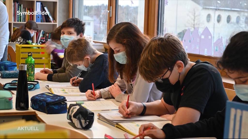 Quarantäne und Massentests: Schule Mellingen kämpft mit neuartigem Coronavirus
