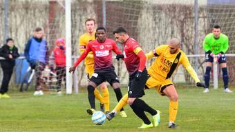 Der FC Münsingen war für den FC Wangen zu stark (Archivbild).