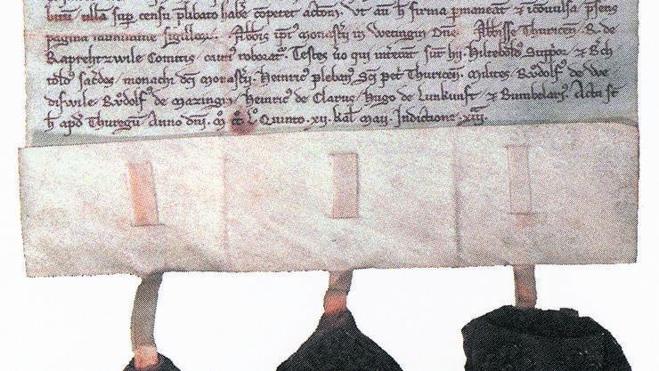 In einer Urkunde vom 20. April 1255 wird die Ortschaft Geroldswil zum ersten Mal erwähnt.