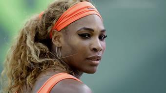 Serena Williams gönnt sich eine Auszeit vom Tennis