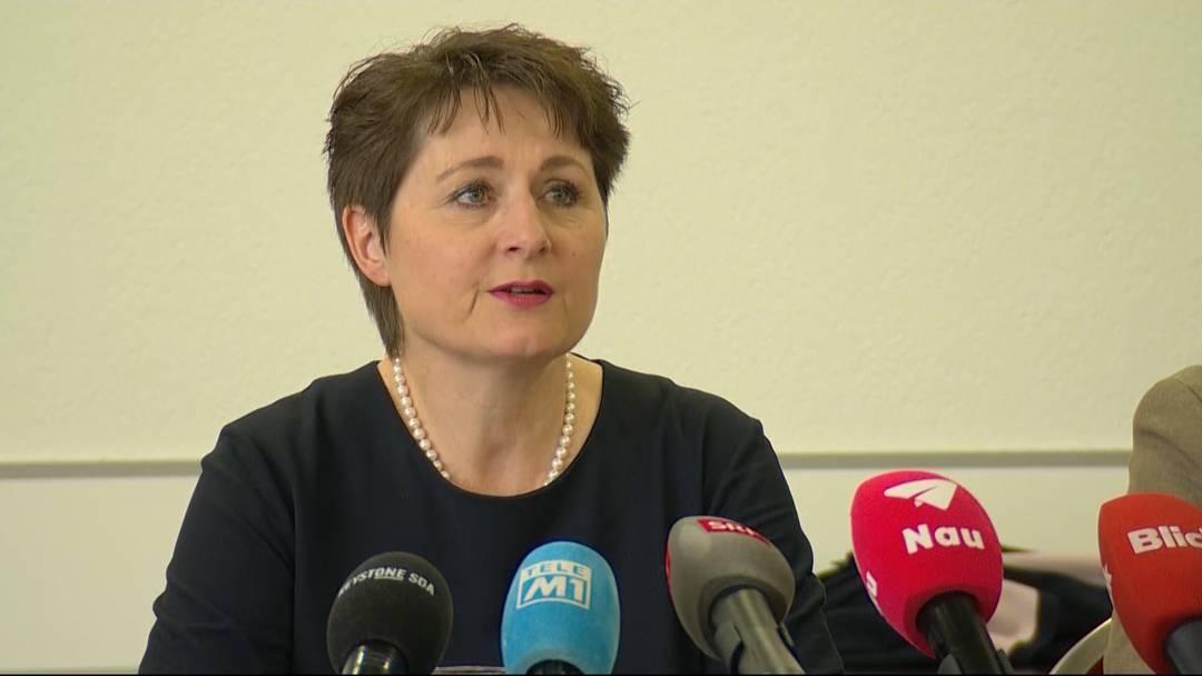 Franziska Roth tritt aus der SVP aus – die Sondersendung vom 23. April 2019