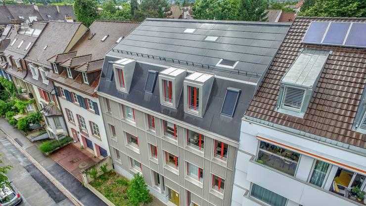 Neubauten an der Aescherstrasse in Basel. (Symbolbild)