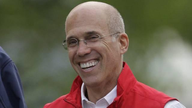 Jeffrey Katzenberg soll einen Ehrenoscar bekommen (Archiv)