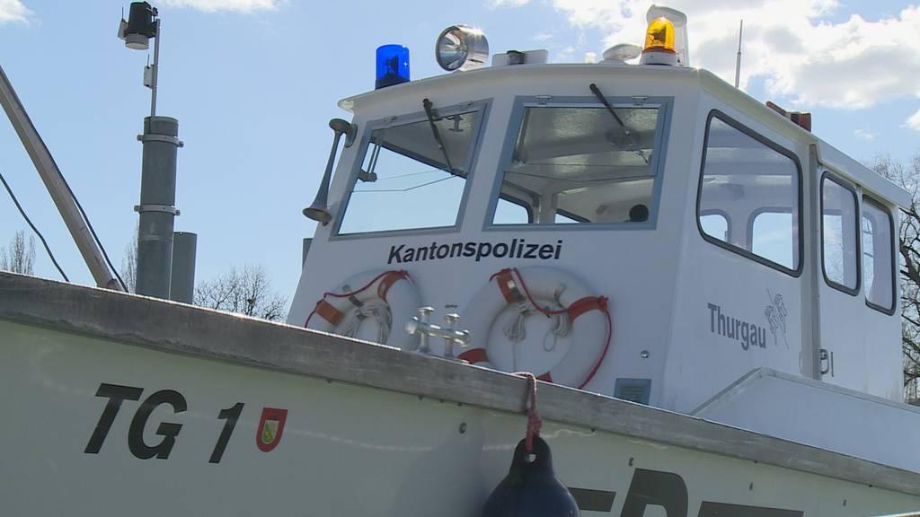 Thurgauer Gewässer – Seepolizei verzeichnet doppelt so viele Bootsunfälle