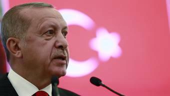 Türkeis Präsident Recep Tayyip Erdogan.