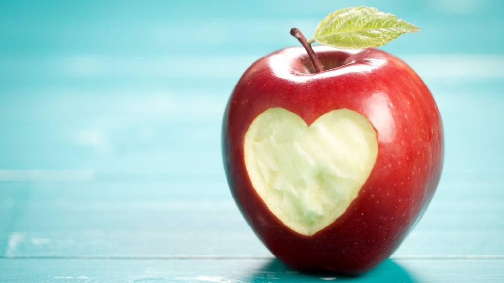 Mit alten Äpfeln lassen sich kleine kulinarische Wunder zaubern