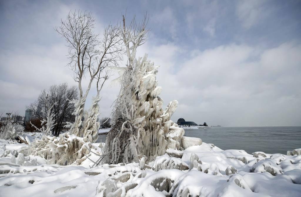 Kältewelle USA (© Keystone)