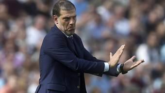 Mit West Ham United wieder an Astra Giurgiu gescheitert: Slaven Bilic