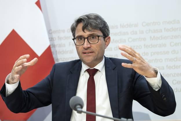Lukas Engelberger, Gesundheitsdirektor Basel Stadt