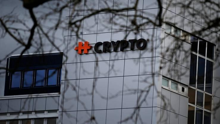 Der Firmensitz der Zuger Crypto AG.