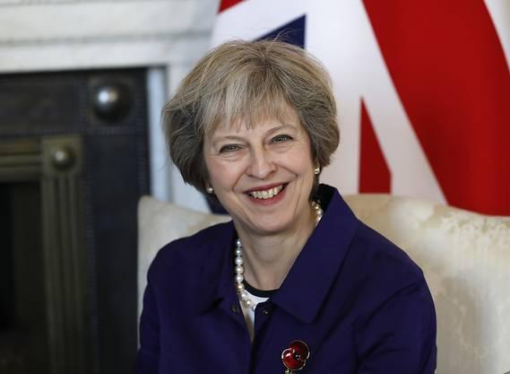 Theresa May ist seit dem 13. Juli 2016 Premierministerin von Grossbritannien.