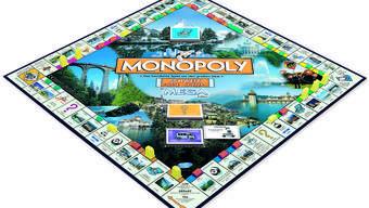 Das Monopoly-Spiel in der limitierten Ausgabe