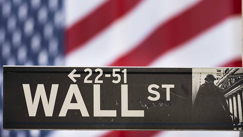 Dow-Jones-Index knackt erstmals die 30'000 Punkte