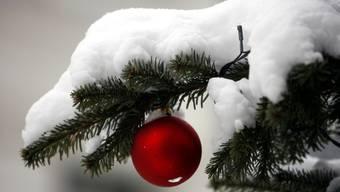 Gibt es im Flachland weisse Weihnachten?