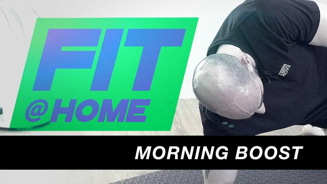 Für den guten Start in den Tag: Morning Boost