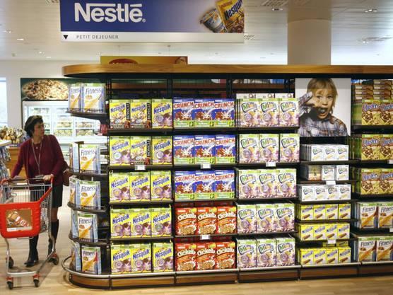 Das Nestlé-Sortiment wird mit Starbucks noch grösser (Archiv).