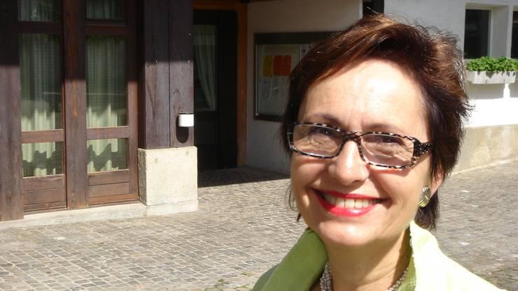 Angelica Slongo Mohr und