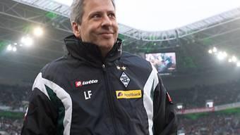 Lucien Favre gelang mit Mönchengladbach ein Einstand nach Mass