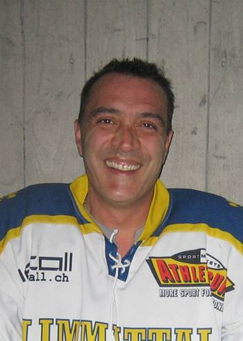 Mike Weiss, Trainer und Präsident Limmattal Wings