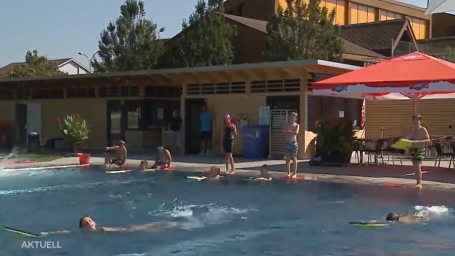 Frust in Grenchen: Badi trotz Sommerwetter bereits geschlossen
