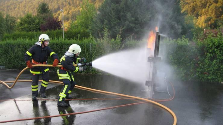 Kaum jemand hat noch Freude an der Feuerwehr.