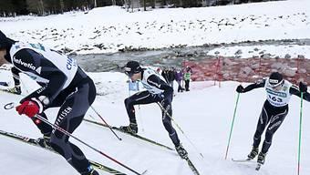 Dario Cologna auf dem Weg zurück in den Weltcup.